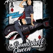 Bobshell Queen - motiv